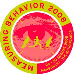 Official Measuring Behaviour Conference logo