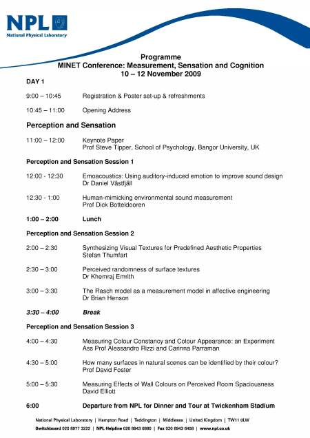 Detailed Programme for conference v5 page 1